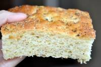 Sweet Potato Focaccia