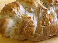 Irish Walnut and Apricot Bread