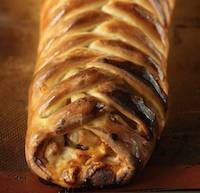BBQ Chicken Braid