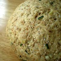 Wild Onion and Rosemary Bread