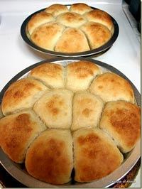 Buttery Dinner Rolls
