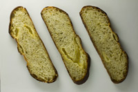 Potato, Cheddar Cheese, and Chive Bread