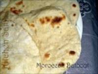 Moroccan Batbout/ Pita Bread