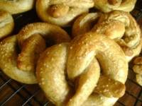 Alton Brown's Pretzel