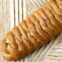 Feta Dill Bread Braid