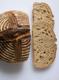 Teff 1.2.3 bread