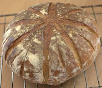French Rustical Sourdough Bread