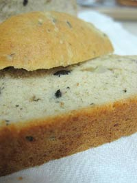 Olive and Onion Bread