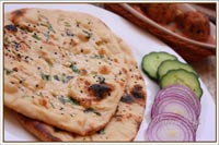 Whole Wheat Naan