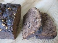 Chocolate Bread with Praline