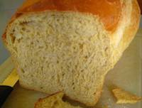 Sweet Potato and Olive Oil Bread