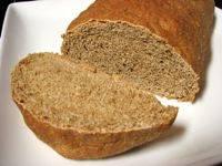 Molasses Oatmeal Bread