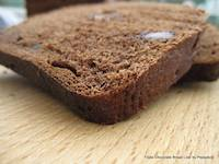Triple Chocolate Bread Loaf