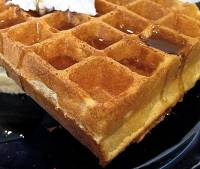 Yeasted Waffles