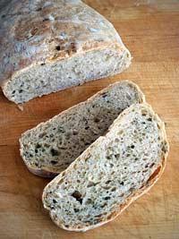 Garlic-Parsley Bread