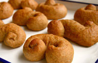 Whole Wheat Saint Lucy Buns