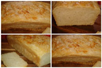 A Simple White Bread