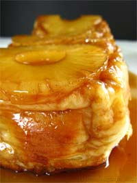 Pineapple Cinnamon Sticky Buns