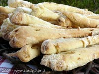 onion bread sticks