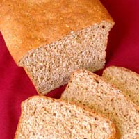 Swiss-Style Two Grain Bread