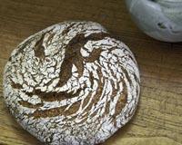 Cracked Rye - Polenta Sourdough