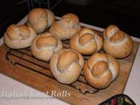 Italian Knot Roll