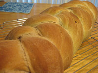Artos - Greek Celebration Bread