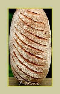 100% Whole Wheat Mash Bread