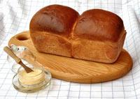 Dan Lepard's simple milk loaf