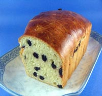 Very Berry Lemon and Blueberry Sweet Bread
