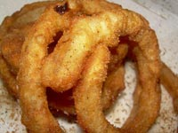 Tanna's Sourdough Onion Rings