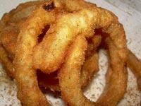 Tanna's Sourdough Onion Rings