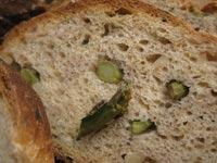 Asparagus Bread