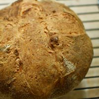 Rustic Country White Bread