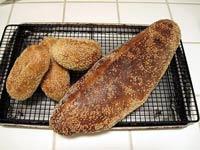 Sourdough Italian Bread and Rolls