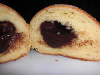 Ganache Filled Brioche