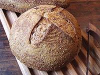 Cracked Millgrain Loaf