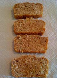 Fennel and Flax seed Wheat Bread