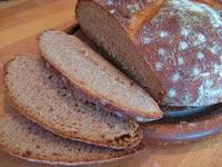 'Partial' Rye Bread