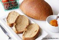 Whole Wheat (Milk) Bread