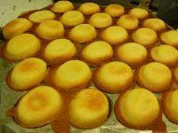 Hong Kong Style Sourdough Egg Puffs