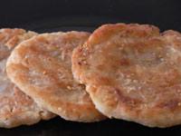 Chinese Leek & Sesame Seed Pancake with Sourdough