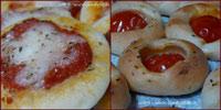 pizzette (pizza snacks)