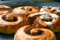 Brioche Cinnamon Rolls