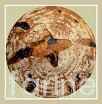 Blueberry Bread with Spelt Starter