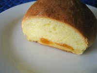 Brioche with Apricot Preserves