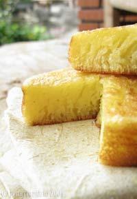 Bika Ambon (Indonesian Yeast Cake)