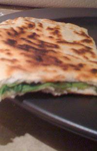 Naan (Indian Flat Bread)