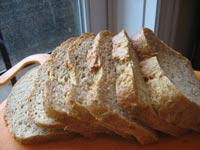 Oatmeal & Brown Sugar Toasting Bread