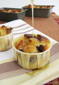 Sultana Bread Pudding
